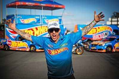 Video: Real Life Hotwheels Driver, Matty Mingay Might Just Have One Of The Best Jobs In The World!