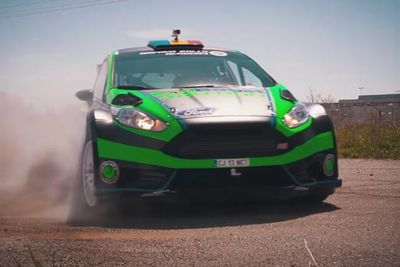 Video: Ford Romania Creates An Epic Ken Block Inspired Video To Celebrate 400 000 Engines Built!