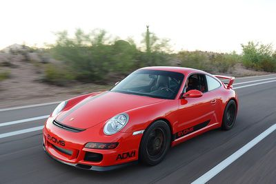 Video: 1500hp Porsche Gt3 Spin Out At 202mph!
