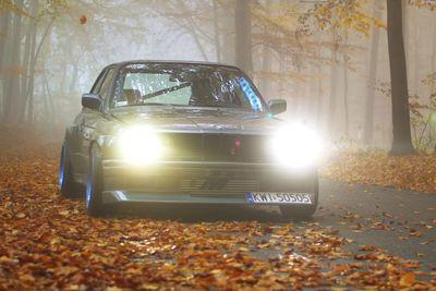 Video: Autumn Drift. This Bmw E30 'yeti' Video Is Pure Automotive Art!