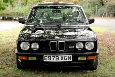Video:  Engineer Builds A Gorgeous 500hp Bmw E28 Monster Named The 'black Eagle'
