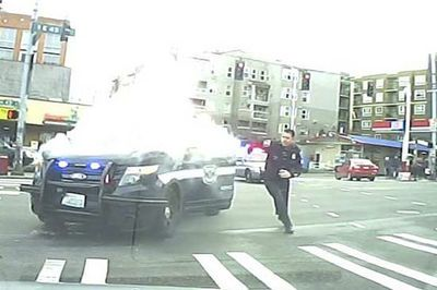 Video: Wild Carjacker Leads Police On A Wild Chase In A Brand New Camaro!