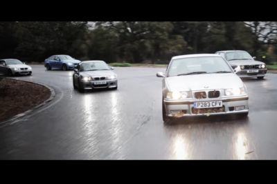 Video: The Ultimate Bmw M3 Review: E30 Vs E36 Vs E46 Vs E92 Vs F80