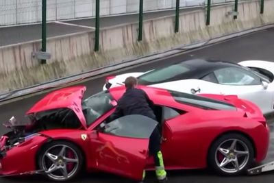 Video: Ultimate Supercar Crashes Compilation