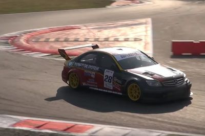 Video: These Mercedes C63 Amg Race Cars Sound Profusely Angry!