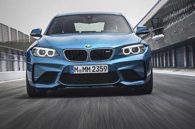 2016 Bmw M2 Debuts At Detroit Auto Show.