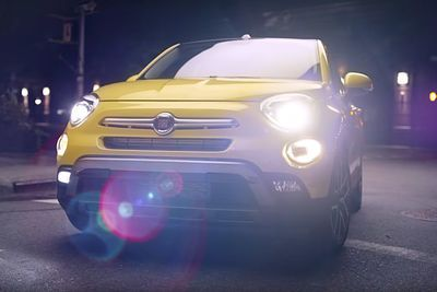 Video: Zoolander Advertising The New Fiat 500x, Like Only He Can!