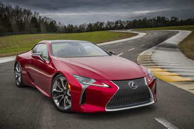 The Epic Lexus Lc 500: A Jaw-dropping 467-hp Luxury Coupe
