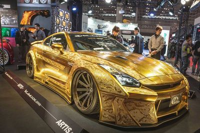 Video: Mighty Car Mods Takes Us On A Tour Of The Epic Tokyo Auto Salon!