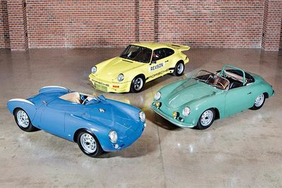 Jerry Seinfeld Is Selling Part Of His Porsche Collection