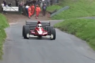 Video: Unruly Predator Racecar Dominates This Hillclimb With Its F1 V10 Engine!