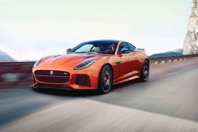 Video: Jaguar F-type Svr Officially Announced!