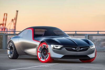 Video: Opel's New Gt Concept Is A Highlight Of The Near Future