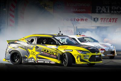 Video: The Chase Of Inches. Gopro Presents The Best Of Formula Drift!