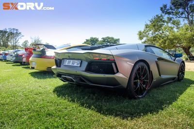 Cars And Coffee Johannesburg - January 2016