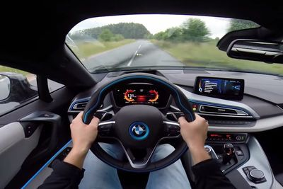 Video: Pov Test Drive With The Bmw I8. Puts You In The Drivers Seat!