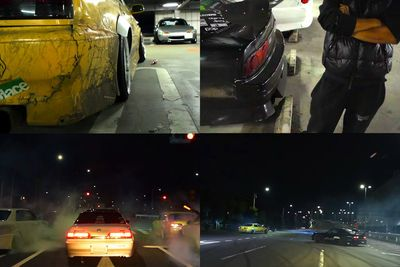 Video: Speedhunters Presents Tokyo Street Life - The Underworld Of Illegal Drifting.