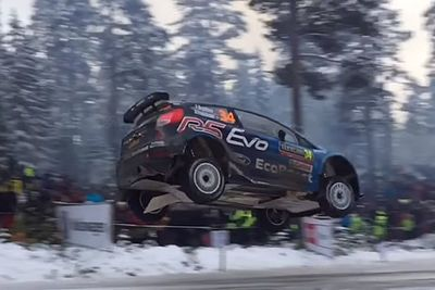 Video: Crazy Rally Driver Just Beat The Colin's Crest Record With A 147ft, 165km/h Jump!
