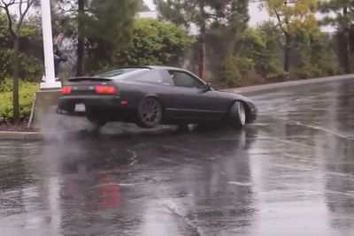 Video: How Not To Drift - Fail Compilation