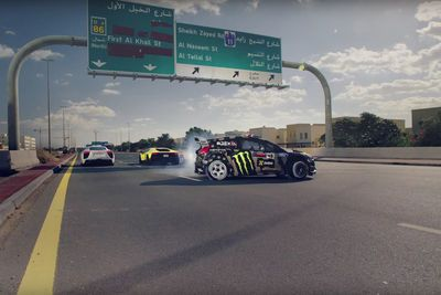 Video: Now Live - Ken Block's Gymkhana Eight: Ultimate Exotic Playground; Dubai. Watch It Below!