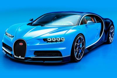 The 1479hp Bugatti Chiron Is Here!