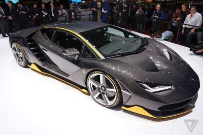 Video: Lamborghini Centenario Wows At Geneva Motorshow!