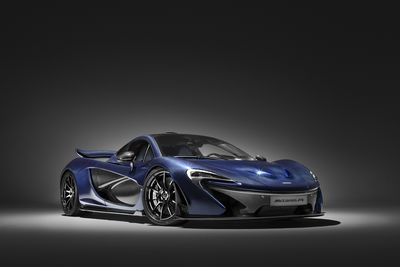 Mclaren Spices Up P1 With Ridiculous $305,000 Upgrade!