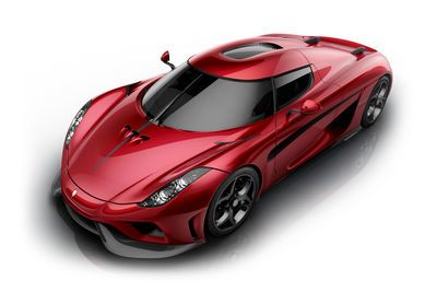 Video: Koenigsegg's Regera Is The Hybrid Nemesis Of Bugatti's Chiron.