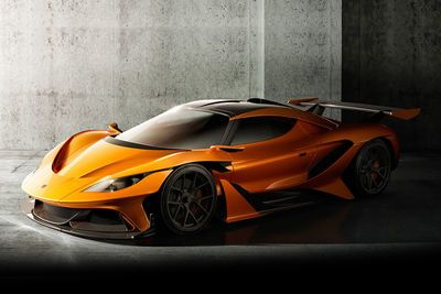 Video: Apollo Arrow - The 1000-hp Monster With Twin-turbo Audi Power!