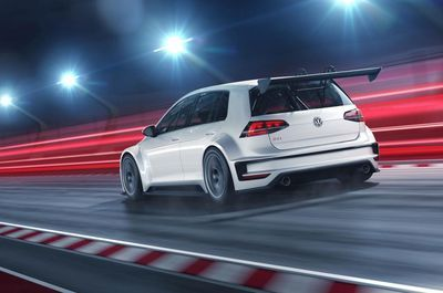 Volkswagen Golf Gti Tcr To Race In 2016