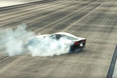 Video: A Corvette Is Now The World's Fastest Street-legal Electric Car!