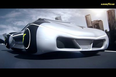Video: Goodyear Has Revealed A 360-degree Tyre For Autonomous Cars
