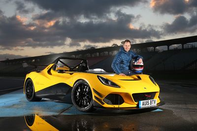 Video: The Lotus 3-eleven Just Beat The Porsche 918 Spyder's Lap Time!