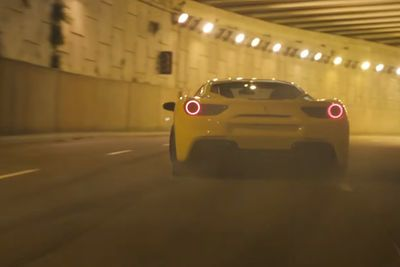 Video: Go On A Joyride With A Twin-turbo V8 Ferrari 488 Gtb!