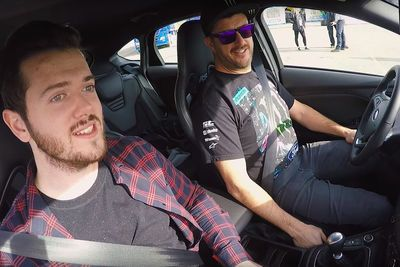 Video: Drifting Lessons With Ken Block!