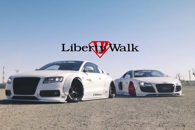 Video: The Liberty Walk Lifestyle, With Two Epic Audis!