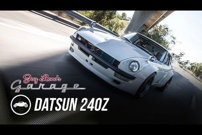 Video: Fast & Furious Star Sung Kang Lets Jay Leno Check Out His Wild Datsun 240z.