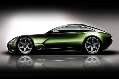 Video: Tvr's New Sports Car Will Be Built In Wales