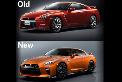 Everything You Need To Know About The Changes On The 2017 R35 Nissan Gt-r.