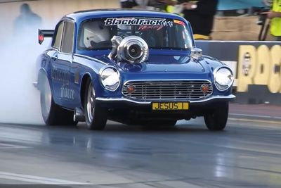 Video: Experience The Tiny Little Honda That Puts Out 1000hp With The Help Of Its Insanely Large Turbo!