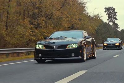 Video: The Modern Version Of The Bandit's Trans Am Is Smokin' And Produces 840hp!