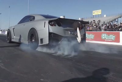 Video: You Don't Want To Mess With This 2000hp+ Nissan Gt-r!