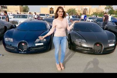 Video: The Most Expensive Car Event In The World With Over $500 Million Worth Of Cars!