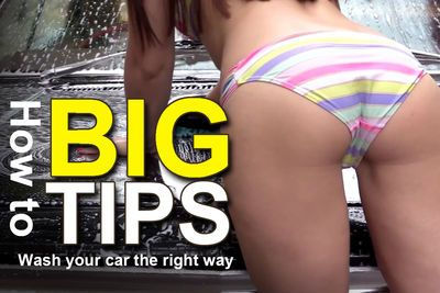 Video: Sxdrv's Big Tips - Episode 4: How To Wash Your Car The Right Way