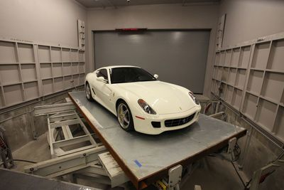 Video: Robovault - The Ultimate Storage Facility Where The Super Rich Keep Their Wheels