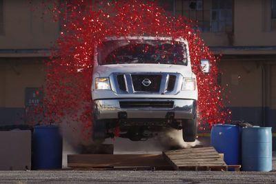 Video: Drift Van Slays Obstacle Course (ft. Chris Forsberg)