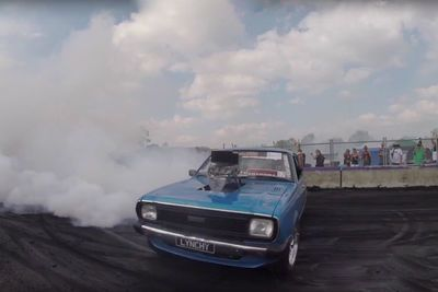 Video: The People's Champ! ' Lynchy Is One Of The Best Burnout Pilots In Australia!