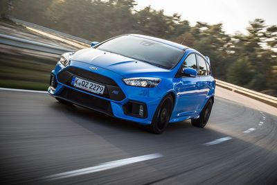 Video: The New Ford Focus Rs Could Very Possibly Be The Best Hot Hatch Ever.
