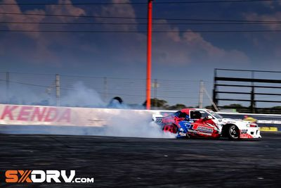 The Berserker - A Rocket Bunny Kitted, Tyre Shredding V8 Monster!