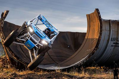 Video: Check Out The Deleted Scenes From The Insane Xp1k3 Stunt Polaris Rzr Video, Showing All The Biggest Crashes That Went Down!